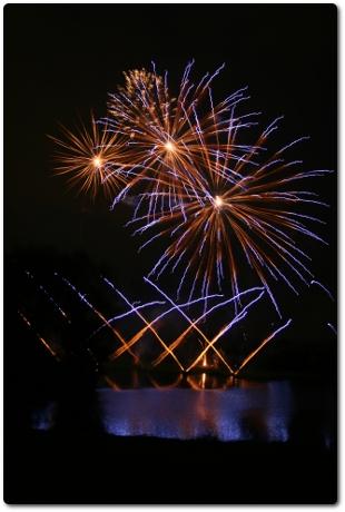 Feuerwerk in Bonn (II)