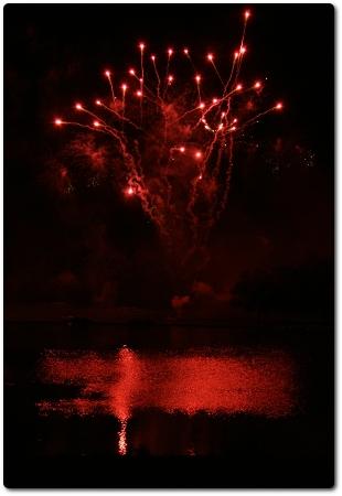 Feuerwerk in Bonn (III)