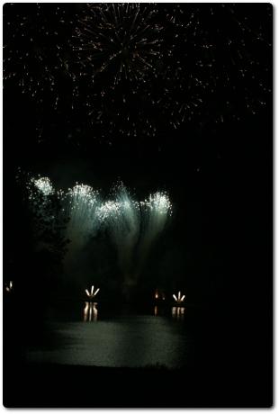 Feuerwerk in Bonn (V)